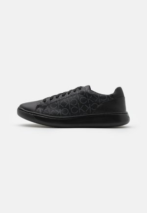 FALCONI - Baskets basses - black
