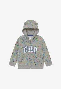GAP - GARCH  - Mikina na zip - light heather grey - 2