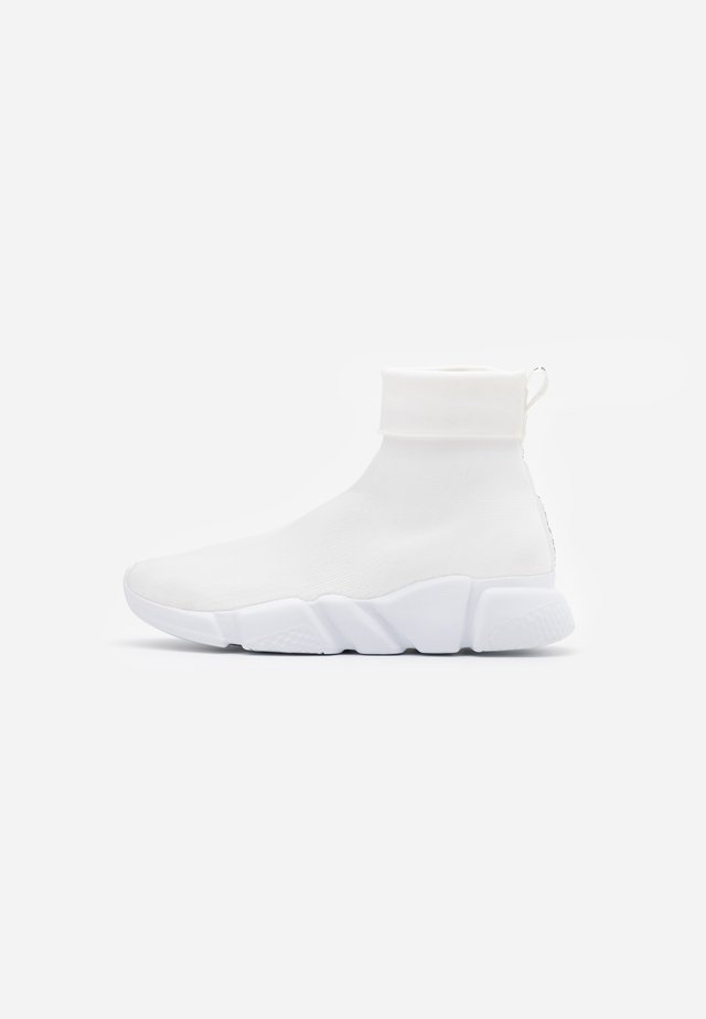 TURBO  - High-top trainers - white