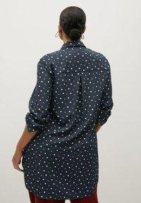 Violeta by Mango - Button-down blouse - marineblau - 3