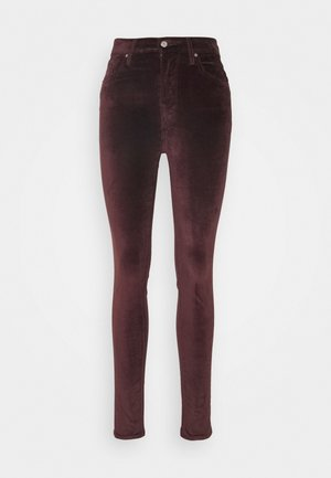 721 HIGH RISE SKINNY - Jeans Skinny Fit - bordeaux