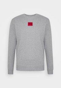 HUGO - DIRAGOL - Sweatshirt - silver - 5