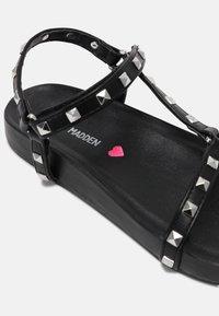Steve Madden - BENZ - Sandals - black - 6