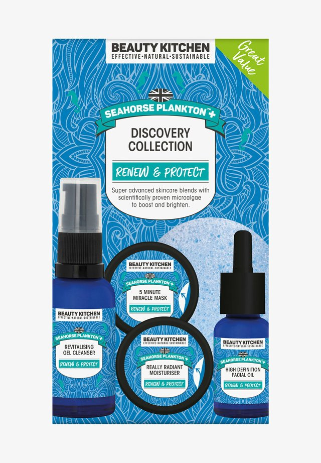 SEAHORSE PLANKTON+ DISCOVERY COLLECTION KIT - Skincare set - -