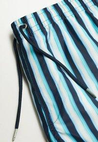 Mango - HE SHALL - Swimming shorts - blauw - 6
