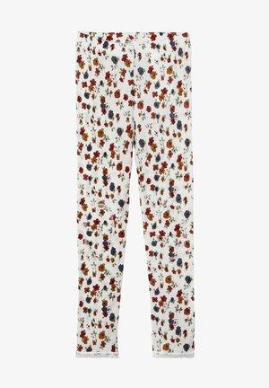 Leggings - Trousers - snow white