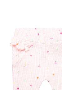 Noppies - PANTS COMFORT SUFFOLK BABY - Trousers - impatiens pink - 2