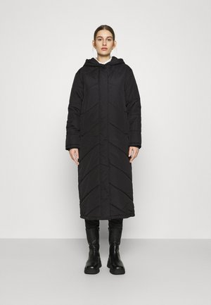 SLFJANNA PUFFER COAT - Classic coat - black