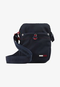 Tommy Jeans - TJM CAMPUS  MINI REPORTER - Across body bag - blue - 1