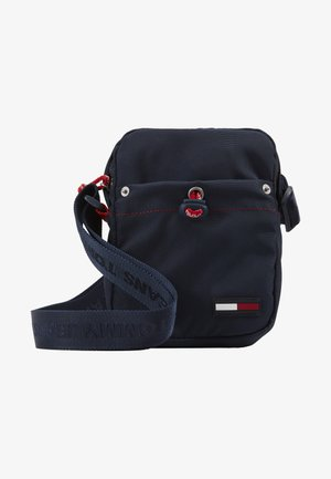TJM CAMPUS  MINI REPORTER - Across body bag - blue