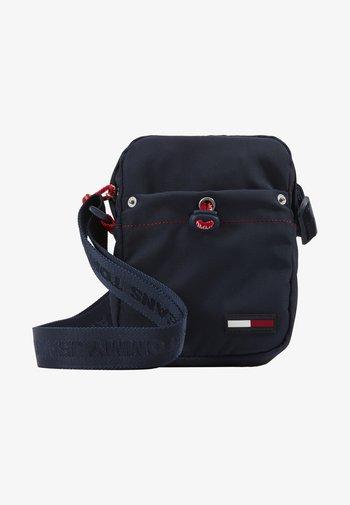 TJM CAMPUS  MINI REPORTER - Across body bag - blue