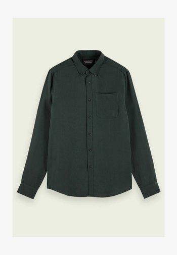 Overhemd - sea green