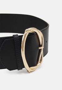 Gina Tricot - MALIN BELT - Waist belt - black - 2