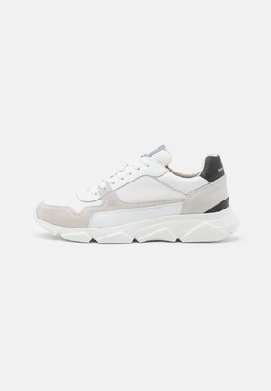 WERNER - Trainers - offwhite/black