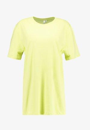OVERSIZE TEE - Basic T-shirt - lime