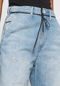 G-Star - LINTELL HIGH DAD  - Jeans Relaxed Fit - vintage marine blue restored - 3
