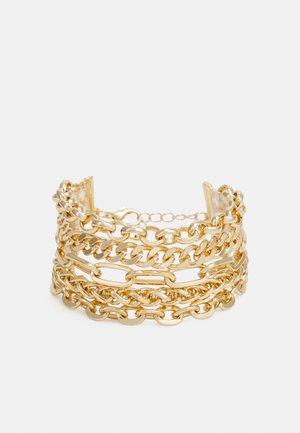 PCKYGGA COMBI BRACELET - Armbånd - gold-coloured