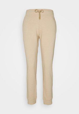 LUX TRACK PANTS - Spodnie treningowe - camel