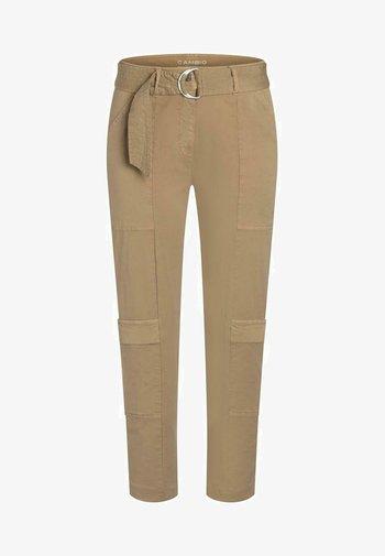 Trousers - safari sand