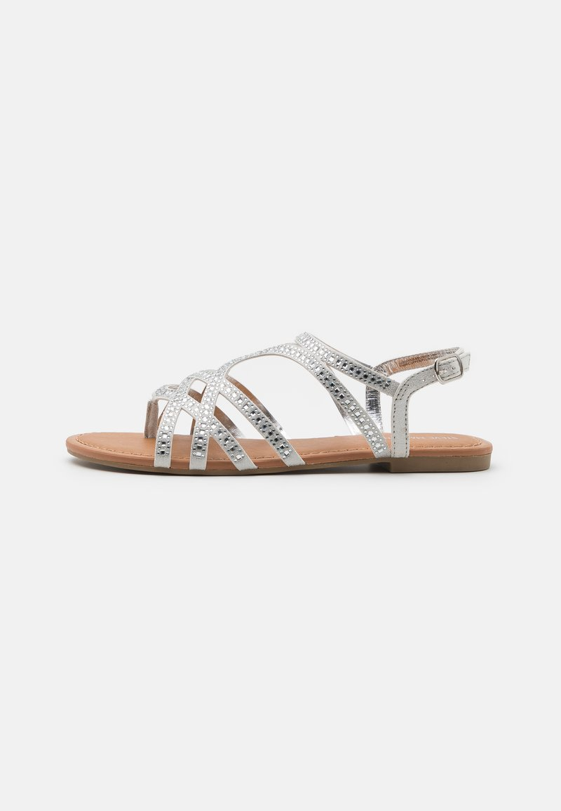 Steve Madden - JOSSY - Sandals - white