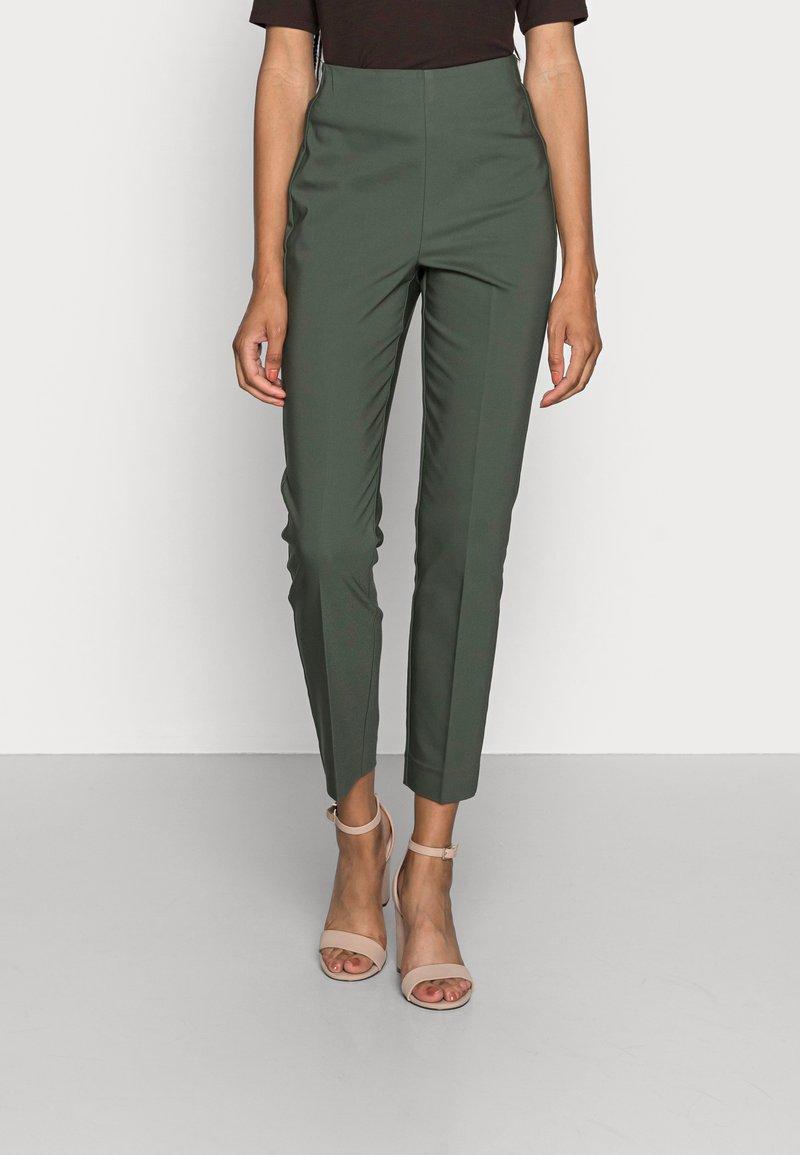 InWear - ZELLA SHAPE  - Trousers - green olive