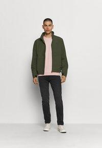 Calvin Klein - CASUAL BLOUSON JACKET - Summer jacket - green - 1