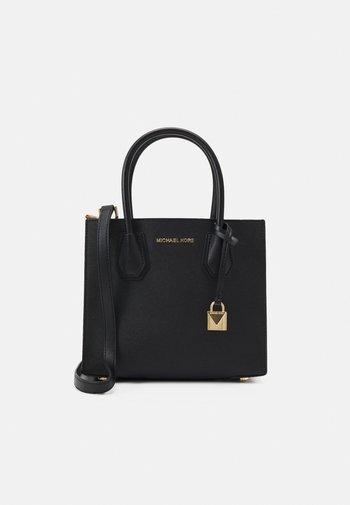 MERCER MESSENGER - Handbag - black