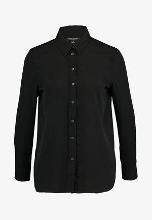 DILLON CLASSIC - Camicia - black