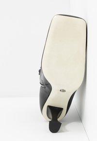 Proenza Schouler - Kotníková obuv na vysokém podpatku - nero - 6