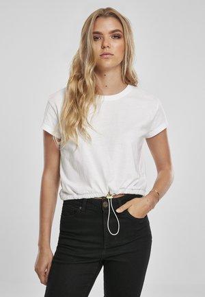 TUNNEL  - T-shirt basic - white