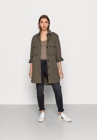 ARKET - Top - taupe - 1