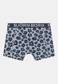Björn Borg - FOURFLOWER SAMMY 7 PACK - Onderbroeken - skyway - 1