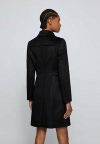 BOSS - CASENA - Classic coat - black - 2
