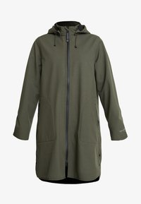 Ilse Jacobsen - FUNCTIONAL RAINCOAT - Parka - army - 5