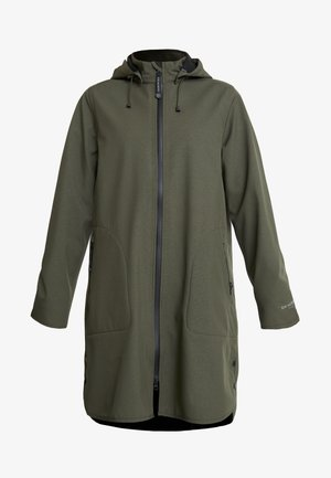 FUNCTIONAL RAINCOAT - Parkatakki - army