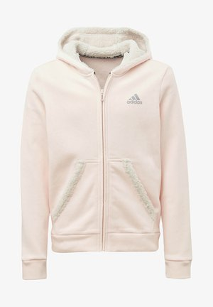 MUST HAVES WINTER LOGO - Sudadera con cremallera - pink