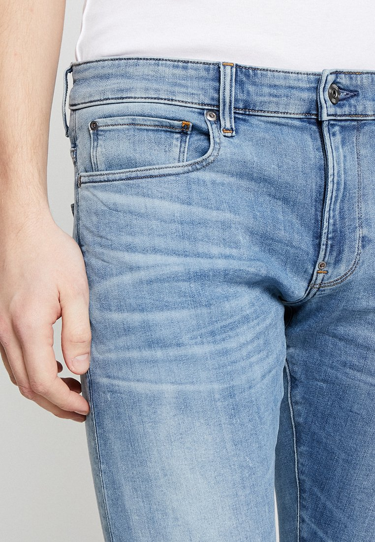 REVEND SKINNY Jeans Skinny Fit light indigo aged