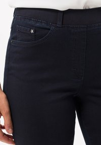 BRAX - STYLE LAVINA - Slim fit jeans - dark blue - 3