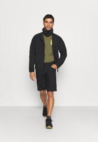 Icepeak - ALBERS - Waterproof jacket - black - 1