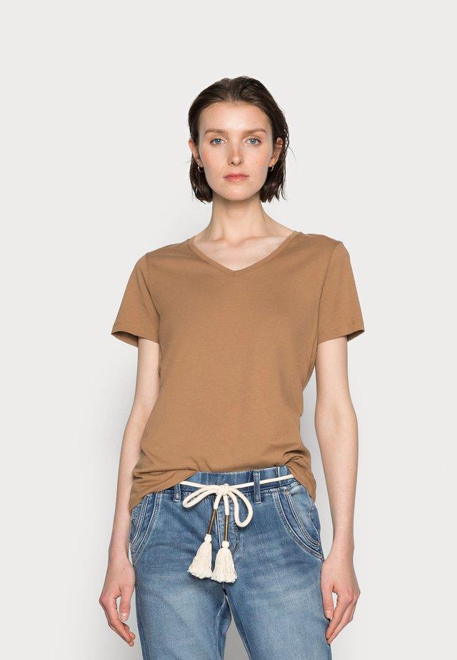 NAIA - T-shirt basique - toasted coconut