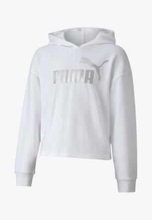ESSENTIALS - Hoodie - white