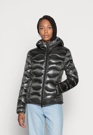 HARPER - Winter jacket - black olive