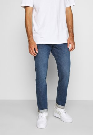 THE GANG - Slim fit jeans - dark-blue denim