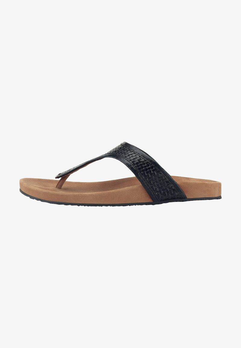 Belmondo - T-bar sandals - schwarz