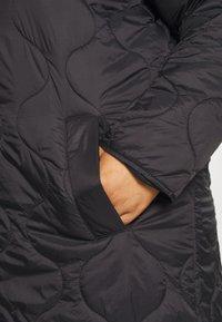 Vero Moda Curve - VMBRIDGETDOLLY LONG JACKET - Classic coat - black - 4