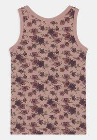Name it - NMFTANK DECO ROSE FLOWER 2 PACK - Undershirt - deco rose - 1