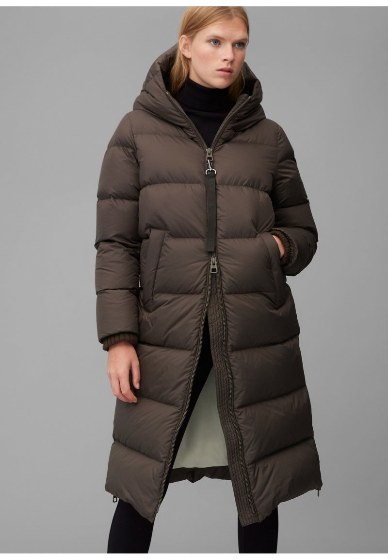 Marc O'Polo - Down coat - dark chocolate