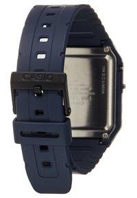 Casio - CA-53WF DIGITAL VINTAGE - Digitální hodinky - blue - 1