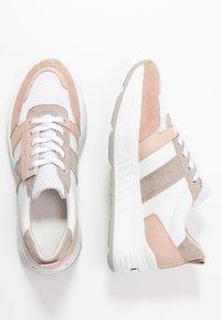Kennel + Schmenger - MATRIX - Sneakers laag - bianco/sasso/grey - 3
