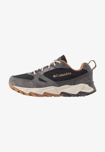 IVO TRAIL - Trail running shoes - black